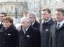 Delegacja PiS składa kwiaty pod pominikiem kardynała Stefana Wyszyńskiego - Warszawa, 11 listopada 2012 r.