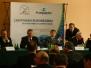 Konferencja Rozwój Karpat w Prezydencji Polski w Radzie Unii Europejskiej, Przemyśl, Hotel Gromada, 26 lutego 2011 roku.