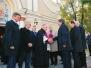 Inauguracja roku akademickiego Uniwersytetu Rzeszowskiego, 11 października 2010 roku.