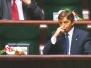 Wybór Marka Kuchcińskiego na wicemarszałka Sejmu RP - 8 sierpnia 2010 roku.