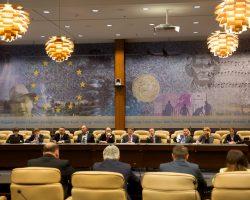 Luksemburg: Spotkanie z przewodniczącymi parlamentów Czech, Słowacji i Węgier