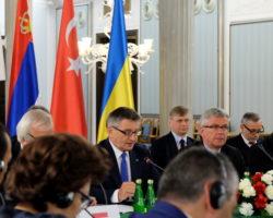 """Inauguracja konferencji  """"Solidarność i suwerenność: Spotkanie parlamentarne państw Europy Środkowo-Wschodniej"""""""