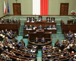 25. posiedzenie Sejmu, dzień pierwszy