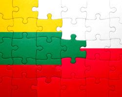 25-lecie nawiązania stosunków dyplomatycznych między Litwą a Polską
