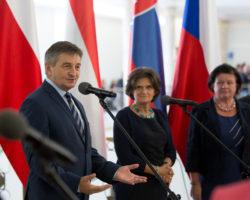 Od Wyszehradu do Wyszehradu – wystawa o sojuszu suwerennych państw