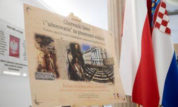 25-lecie demokracji Chorwacji uczczone wystawą o Saborze