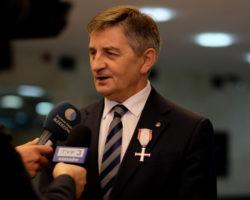 Marszałek Kuchciński odznaczony Krzyżem Wolności i Solidarności: Dziś największym dobrem jest niepodległa Rzeczpospolita idąca drogą niepodległości