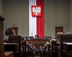 27. posiedzenie Sejmu: 4, 5, 6 października