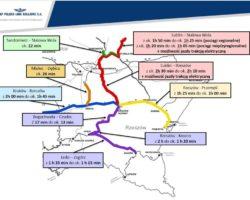 1,5 milarda złotych na inwestycje kolejowe na Podkarpaciu