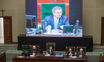 Sejm: konferencja o zrównoważonym rozwoju w świetle rozwoju duchowego