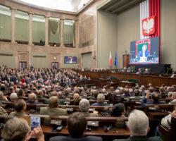 Pierwsza rocznica Sejmu VIII kadencji