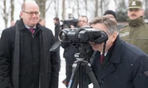 Marszałek Sejmu i przewodniczący szwedzkiego Riksdagu z wizytą na Podkarpaciu