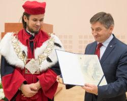 Jubileusz przemyskiej PWSW z udziałem marszałka Sejmu RP