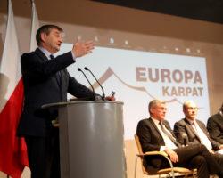 Marszałek Kuchciński: Chcemy pokazać, że nasza część Europy jest siłą, z którą wszyscy powinni się liczyć