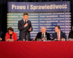 Przedstawiciele lokalnych struktur PiS rozmawiali o koniecznych reformach na poziomie ogólnopolskim i samorządowym