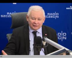 Jarosław Kaczyński o marszałku Sejmu: Jego zmiana nie wchodzi w ogóle w grę