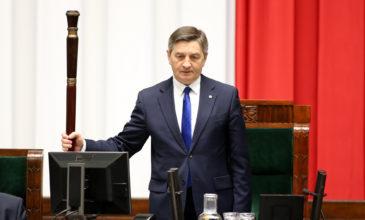 Sejm odrzucił wniosek o odwołanie Marka Kuchcińskiego z funkcji marszałka Sejmu