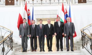 Marszałek Kuchciński podczas szczytu V4: Warunkiem odnowy Unii Europejskiej jest odnowa jej struktur