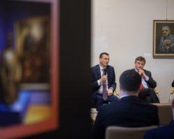 Marek Kuchciński: Musimy dbać o pamięć historyczną, o korzenie, ale myśląc o przyszłości