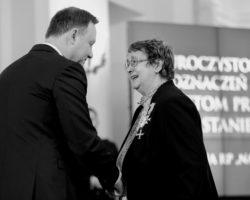 Zmarła Olga Johann, wiceprzewodnicząca Rady m.st. Warszawy, radna PiS
