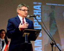Marszałek Sejmu: Książę Niezłomny powinien być obecny w sercach wszystkich Polaków