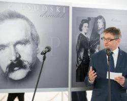 Józef Piłsudski. Dziadek – wystawa w Sejmie RP