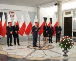 Marszałek Sejmu: W tym roku podejmujemy szereg inicjatyw o charakterze regionalnym, związanym z naszym współistnieniem w Europie