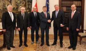 Marszałek Kuchciński: Dla Polski nie ma innej politycznej drogi niż rozwijanie współpracy z Niemcami