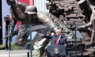 Przemówienie prezydenta USA Donalda Trumpa