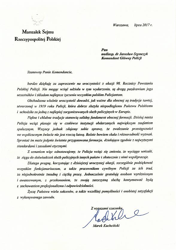 Policja Komendant Główny