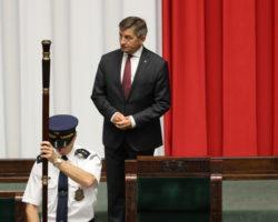 45. posiedzenie Sejmu
