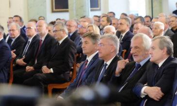Inauguracja Komitetu Narodowych Obchodów 100. Rocznicy Odzyskania Niepodległości RP
