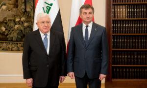 Marszałek Kuchciński: Pokonanie terroryzmu w Iraku daje nadzieję na bezpieczeństwo w naszej części świata