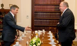 Prezydent Gruzji: Polska ma wizję, jak powinna rozwijać się Europa Środkowa i Wschodnia oraz siłę, by tę wizję realizować