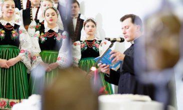 Spotkanie opłatkowe parlamentarzystów w Sejmie