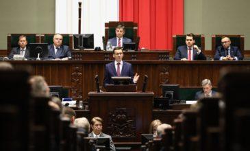 Polska liderem światowej gospodarki. Exposé premiera Morawieckiego