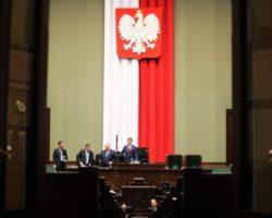 Podsumowanie 55. i 56. posiedzenia Sejmu