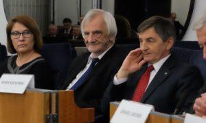 Spotkanie z przewodniczącym parlamentu Francji