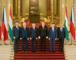 Marszałek Sejmu: Jako cztery państwa Grupy Wyszehradzkiej jesteśmy bardzo poważnym partnerem, na którego zwracają uwagę najwięksi gracze w UE