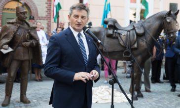 Marszałek Sejmu Marek Kuchciński Honorowym Obywatelem Miasta Przemyśla