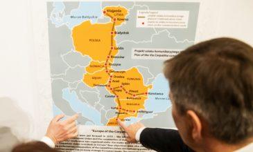 Via Carpatia wpisana do projektu rozporządzenia CEF