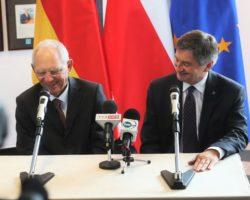 Marszałek Sejmu: Opowiadam się za lepszą współpracą pomiędzy PE a parlamentami narodowymi