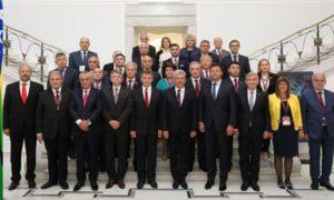 III Szczyt Przewodniczących Parlamentów Państw Europy Środkowej i Wschodniej