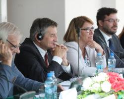 Spotkanie prezydiów parlamentów Polski i Republiki Czeskiej