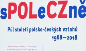 """""""Żywe pochodnie"""" – marszałek Sejmu otworzył wystawę poświęconą polsko-czechosłowackim stosunkom"""