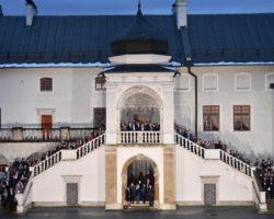 Krasiczyn: Spotkanie Marszałka Sejmu z Przewodniczącym Zgromadzenia Narodowego Węgier