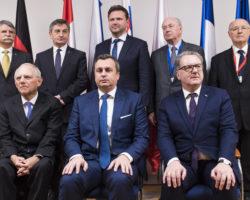 Bratysława: Spotkanie przewodniczących parlamentów państw Grupy Wyszehradzkiej, Niemiec i Francji