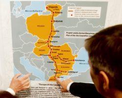 Wszystkie odcinki szlaku Via Carpatia pomiędzy Lublinem a Rzeszowem w realizacji
