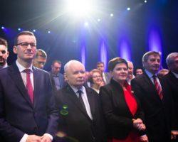 Konwencja PiS: Wiarygodność, uczciwość, sprawiedliwość, nowoczesność