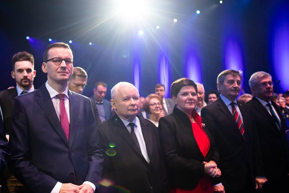 PiS konwencja 15 grudnia